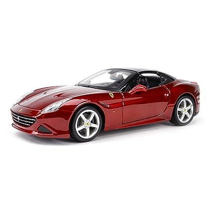 Amazon Com Chef Vehicle Playsets Simulation Ferrari California