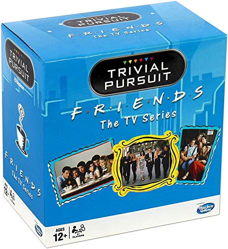 Winning Moves Friends Trivial Pursuit Quiz Game - Bitesize Edition