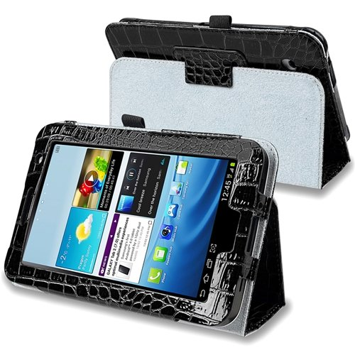 Eforcity Leather Case with Stand for 7-Inch Samsung Galax...