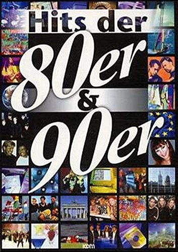 Hits der 80er & 90er (Din A5)