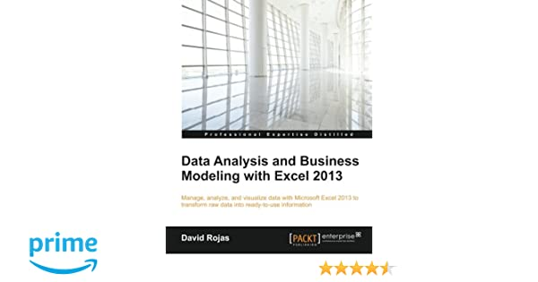 Amazon.com: Data Analysis and Business Modeling with Excel 2013 ...