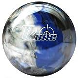 Brunswick T-Zone Indigo Swirl Bowling Ball(15lbs)