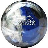 Brunswick T-Zone Indigo Swirl Bowling Ball (11lbs)