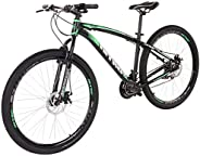 Bicicleta MTB Aro 29 Freio a Disco Nitro, Polimet