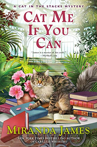 Book Cover: Cat Me If You Can