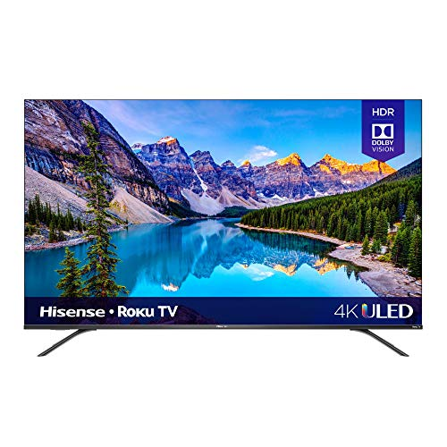 Hisense 55R8F 55-Inch 4K ULED Roku Smart TV with Alexa and Google Assistant Compatibility (2020) in USA