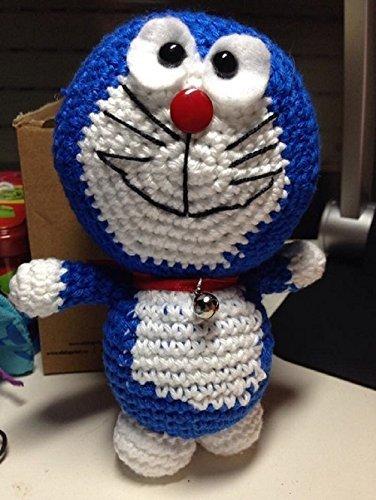 8 Best Amigurumi Doraemon images | Doraemon, Amigurumi, Crochet ... | 500x376