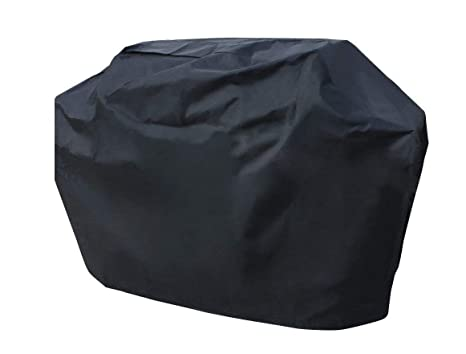 Hongso Barbecue Grill Cover for Weber, Charmglow, Brinkmann, Jennair,  Uniflame, Lowes, and Other Model Grills (70-inch) (X-Large)