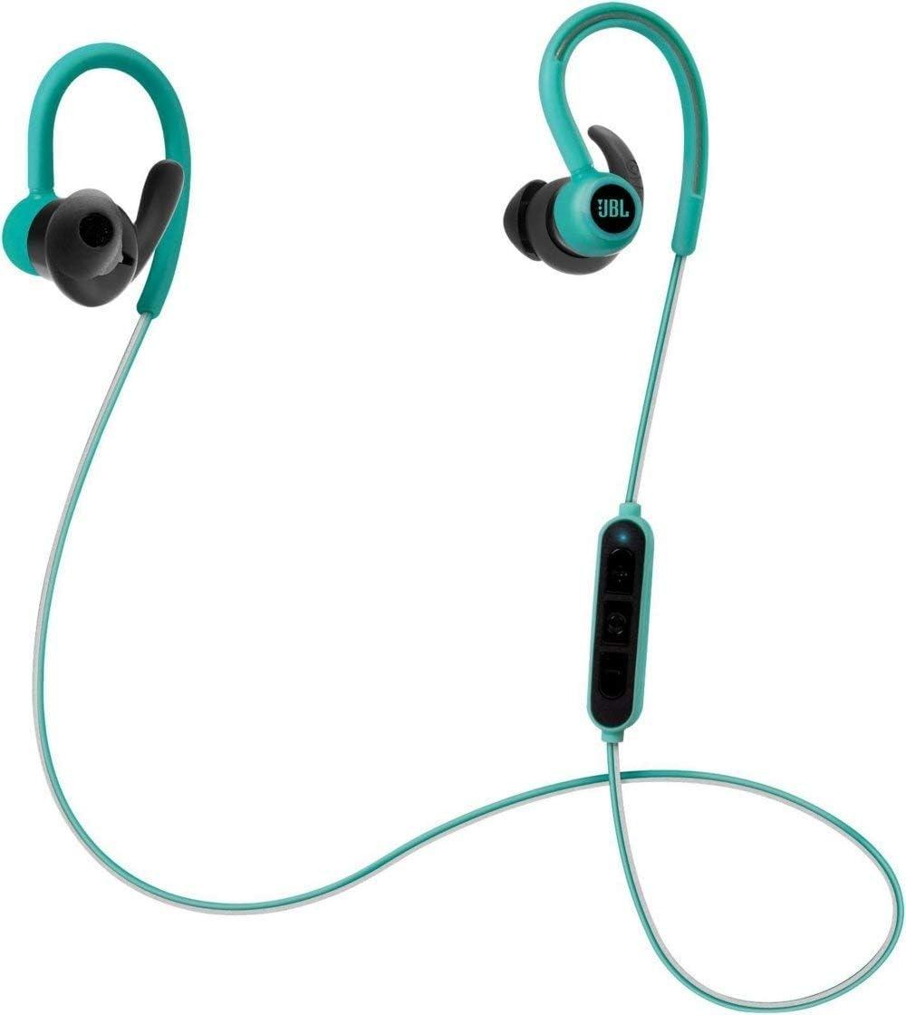 Online Shopping JBL Reflect Contour Bluetooth Wireless Sports Headphones Black Teal 25BT9VQ