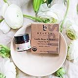 Organic Lip Scrub - Vanilla Sugar Scrub, Lip Scrubs