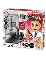 Buki France MS907B - Microscopio 30 Experimentos