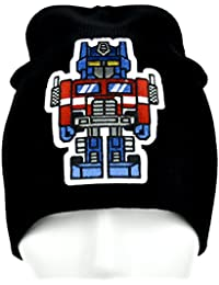 Optimus Prime Transformers Beanie Alternative Clothing Knit Cap
