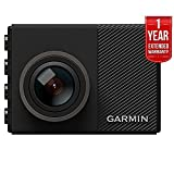 Garmin Dash Cam 65W 1080P w/ 180-Degree Field of View (010-01750-05) with 1 Year Extended Warranty