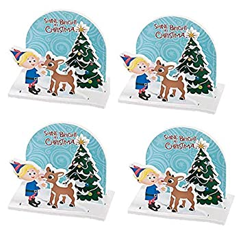 Rudolph Christmas Movie Characters.Amazon Com Character Arts Rudolph The Red Nosed Reindeer 3d
