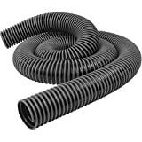 antistatic vacuum - Fulton 4 X 20 Ft Anti-static Black W/gray Helix Flex-hose Made in USA