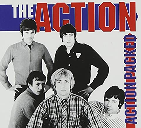 Action Packed - The Action - Action Cd