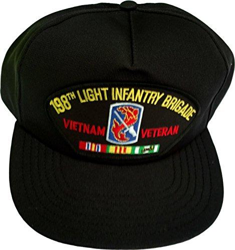 (HMC US Army 198th Light Infantry Brigade Vietnam Veteran w/Ribbons Ball)