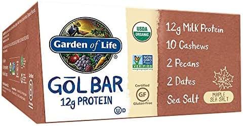 Granola & Protein Bars: Garden of Life GOL