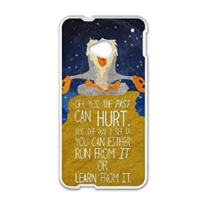Unique Disigned Phone Case With Lion King Image For HTC One M7