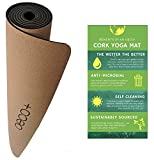 Cheap Oeco Plus Original Cork Yoga Mat (72″ x 24″ x 5mm thick)