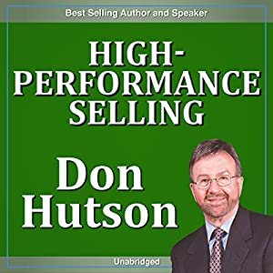 High-Performance Selling Speech