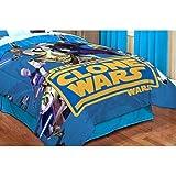 Lucas Film Clone Wars Jedi Full Comforter