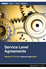 Service Level Agreements (outsourcingtoolset, Module 10) CD-ROM