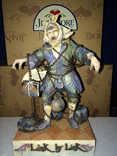 Jim Shore Marley s Ghost Figurine Link By Link 4010355