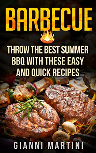 Barbecue Cookbook: Complete Smoker Cookbook for Smoking and Grilling, Ultimate BBQ Book with Tasty Recipes for Your Wood Pellet Grill (Supercharge Your Health! 4) (Best Briquettes For Smoking)