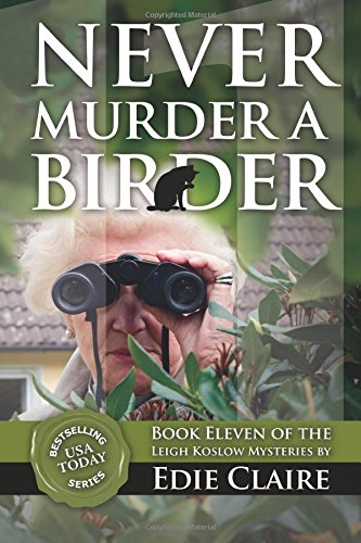Never Murder Birder Koslow Mystery product image