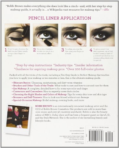 Bobbi Brown Makeup Manual: For Everyone from Beginner to Pro                         (Paperback)