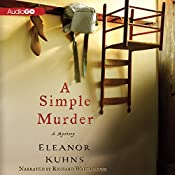A Simple Murder: A Mystery | Eleanor Kuhns