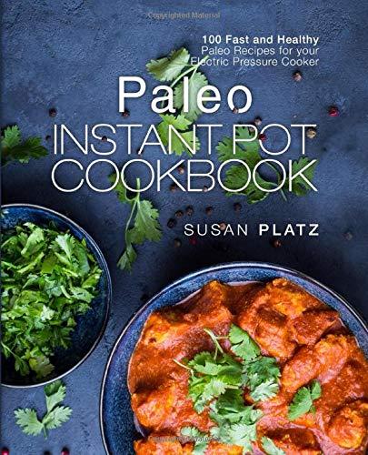Paleo Instant Pot Cookbook Electric product image