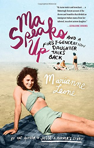 Book Cover: Ma Speaks Up: And a First-Generation Daughter Talks Back
