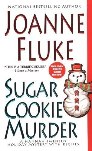 Download by Fluke, Joanne Sugar Cookie Murder (2010) Mass Market Paperback pdf