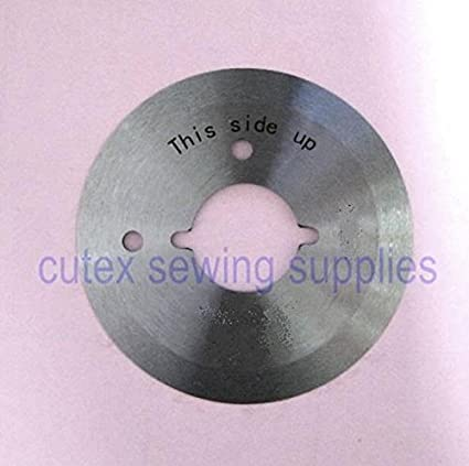 """2/"""" Round Replacement Blade For Handheld Electric Rotary Cutters"""