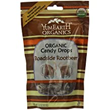 Yummy Earth Roadside Root Beer Drops, Gluten Free, 3.3000-ounces (Pack of6)