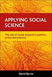 Applying Social Science, , 1847424511