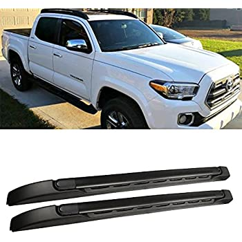Amazon Com Gevog 1 Pair Black Roof Rack For 05 15 Tacoma Double