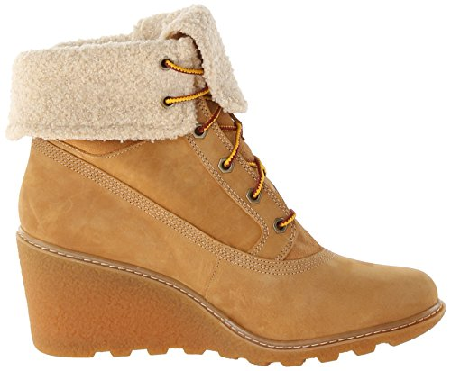 Timberland Women's Earthkeepers  Amston Roll-Top Wheat 7 B - Medium by Timberland (Image #8)