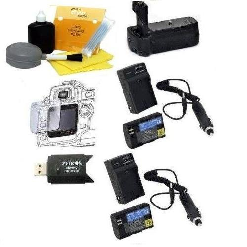Battery Pack Grip / Vertical Shutter Release for Canon EOS 5