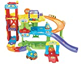 VTech Go! Go! Smart Wheels - Park and Learn Deluxe Garage (French Version)