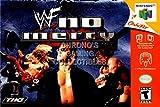 CGC Huge Poster - WWF No Mercy - Nintendo 64 N64 - N64053 (16