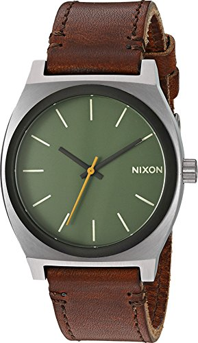 Nixon-Unisex-The-Time-Teller-Leather-X-Timberline-Valley-Collection