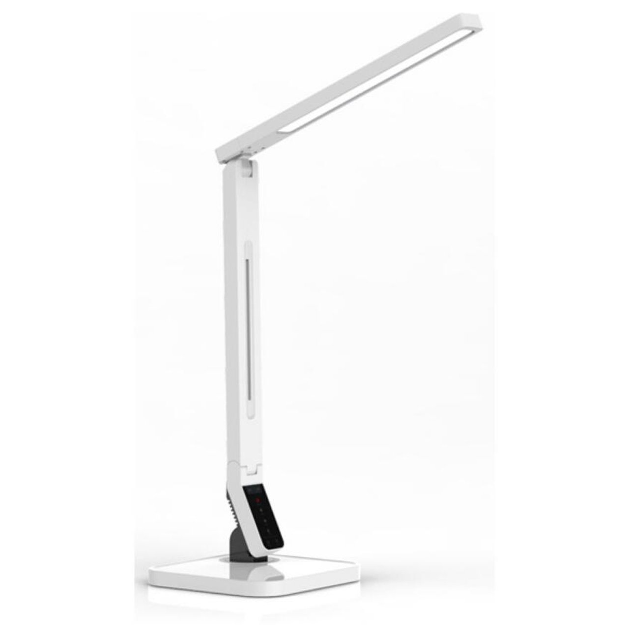 amazon com led desk lamp 15w eye caring table lamps 5 dimmable rh amazon com