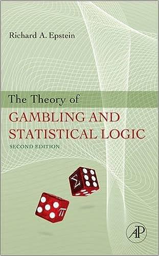 Theory of gambling statistical logic casino gambling linkdomain online