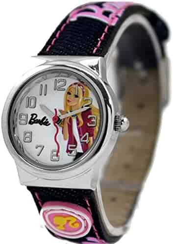 New PNP Shiny Silver Watchcase Stylish Fashion Quartz Children Watch