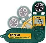 Extech 45158 Mini Waterproof Thermo Anemometer