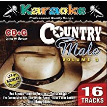 Karaoke Bay: Country Male Party Songs: Vol. 3