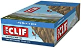 Health & Personal Care : CLIF BAR - Energy Bar - Chocolate Chip - (2.4 Ounce Protein Bar, 12 Count)